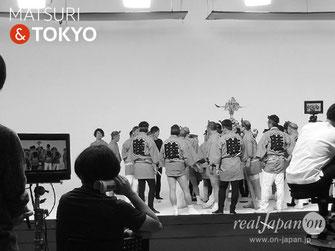 平成28年度 活動報告, Tokyo-Experience,みんなのTokyo 2020 3Years to Go!!,2017年6月15日,スタジオ撮影,エキストラ参加及び監修協力