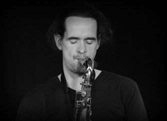Jazzmusiker Jazzsaxophonist Saxophonist