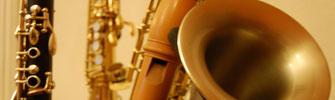 Saxophonunterricht Saxophon Klarinette Unterricht Klarinettenunterricht