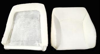 Fiat Doblo Lehne, Rückensitz, Rückenauflage