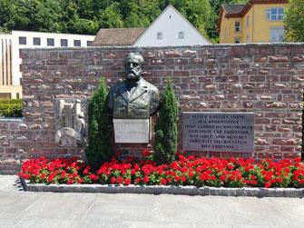 Denkmal des Komponisten