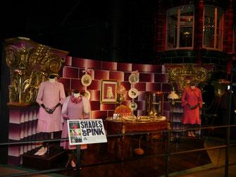 Ein Traum in Pink: Büro von Dolores Umbridge