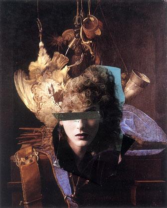 Collage The Scissorhands Deutsche Kunst Deutsche Mode online