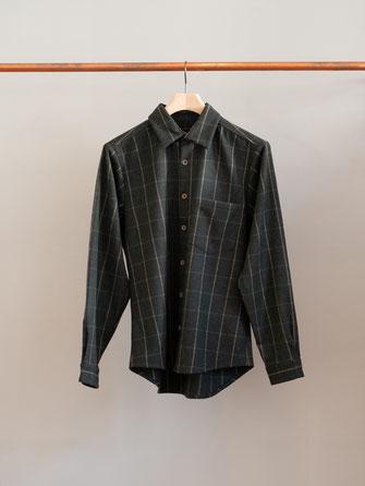 Frank Leder . Kapselkollektion 01 . Herrenhemd 02 . €300