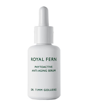 Green Beauty Royal Fern Goluecke Made in Germany Anti-Aging Luxus Frau  Stil Haus Glanz Kosmetik Beauty Deutschland