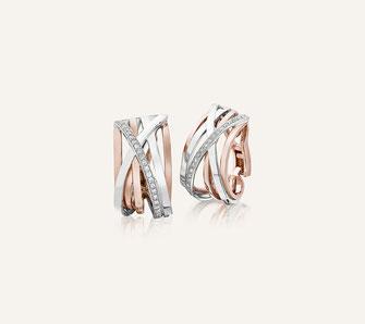 Koenig Earrings Collection - 100% swiss handmade