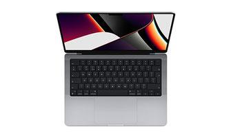 Apple MacBook Pro + Dell U2515H Monitor
