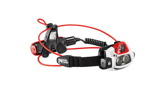 Petzl NAO Plus Headlamp ( never get caught in the dark without a good headlamp )