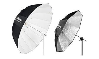 Profoto White + Silver Umbrella