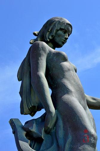 Nuredduna; escultura; Palma de Mallorca; Naty Sánchez Ortega; Academia Idearte;