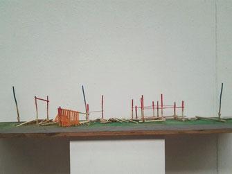 Modell Albert-Schweitzer-Schule III, Freiburg