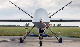 Friedensinitiative Stop the WAR in Yemen - Der US-Drohnenkrieg - Keine Kampfdrohnen für die Bundeswehr