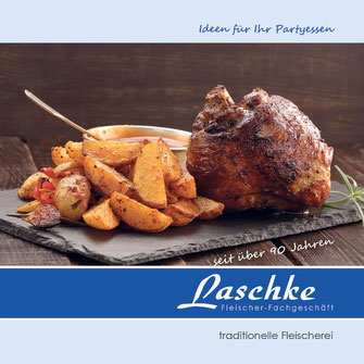 Laschkes IDEEN FÜR IHR PARTYESSEN,