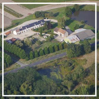 Le Champ du Pré - Chambre d'hôtes Sologne Val de Loire - Réservation de chambres en ligne