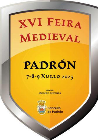 Programa de la Feria Medieval de Padrón