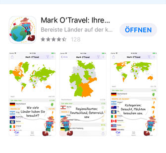 App Mark O'Travel