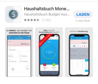 App Money Control