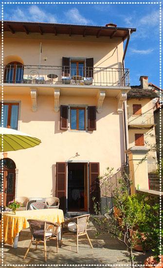 Casa Bureglio in Vignone