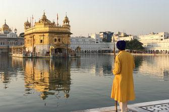 Kundalini Yoga Indienreise mit Michael Hübener und Atma Singh
