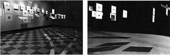 "Installation ""New-York"" - 1981"