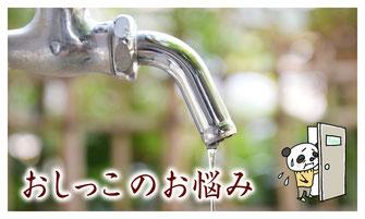 おしっこ・小便・排尿の症状を改善する漢方薬ページへ