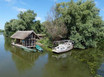 Archäologie Donaudelta