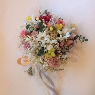 ブライダルブーケ,ウェディングブーケ,プリザーブドフラワ-ブーケ,ドライフラワーブーケ,造花ブーケ,結婚式