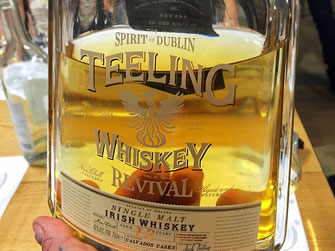 Teeling Revival Single Malt 13 yo Calvados Cask
