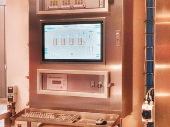 Computerüberwachte Produktion