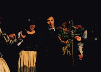 Brunos letzte Vorstellung als Schattenmann, 28.05.2006, Schlussapplaus, Festspielhaus Neuschwanstein