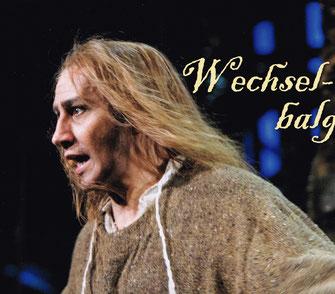 """Bruno als Johannas Vater, Lied """"Wechselbalg"""", Schlosstheater Fulda"""