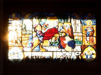 Fenster, Glaskunst