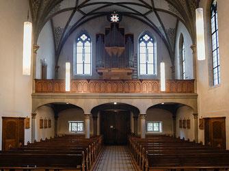 Die öffentliche Kirche St. Anna