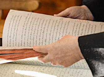 Die Chronik; Geschichte des Klosters