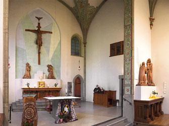 öffentliche Kirche St. Anna; Altar
