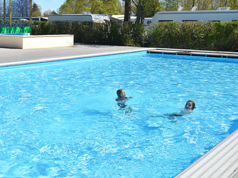 KAISER CAMPING Schwimmbad solarbeheizt, Bad Feilnbach