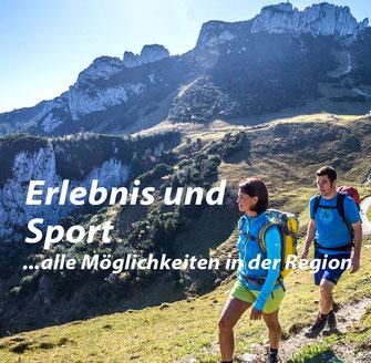 Erlebnis und Sport im Campingplatz in Bad Feilnbach