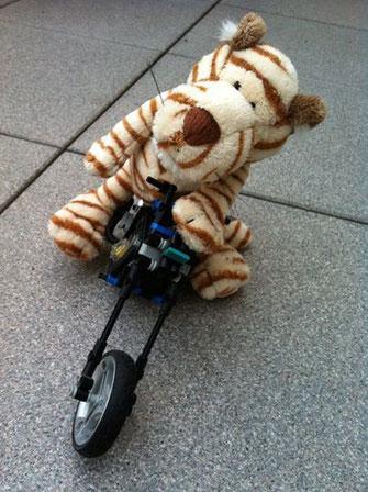 Mein neues Bike...
