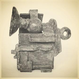 Andre Bauersfeld Keramik-Objekte