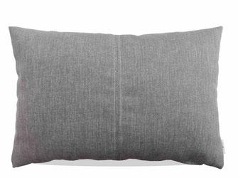 Kissen 40x60 grau / hellgrau Couch