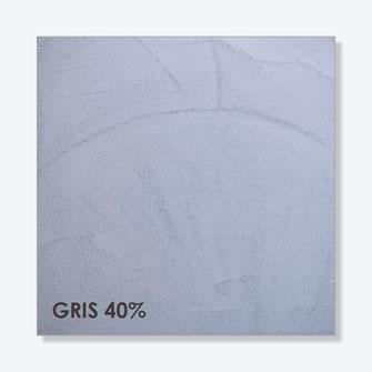 Beton cire kleur grijs