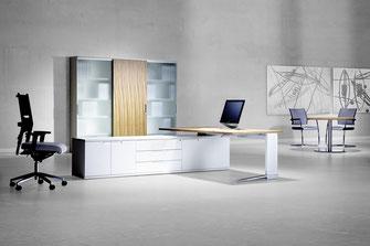 b rom bel b rost hle f r unternehmen hanna h office line. Black Bedroom Furniture Sets. Home Design Ideas