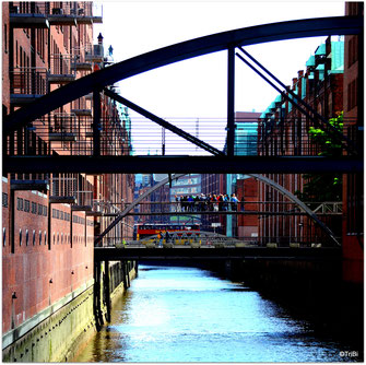 ... in Hamburg