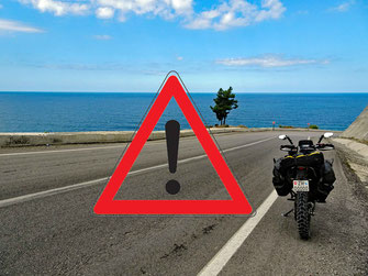 KTM Motorrad, Strasse, Meer