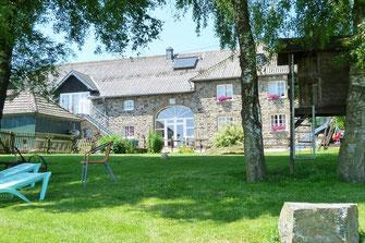 Victorhof Bauernhof in der Eifel NRW Monschau