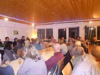 Die LBV Kreisgruppe Aschaffenburg feiert