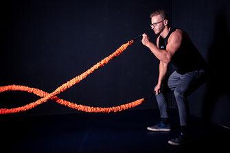 Personal Training Graubünden Mathias Kleinstein