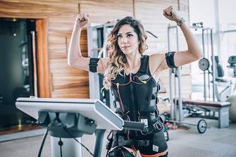 EMS Training für Frauen und Männer Schweiz