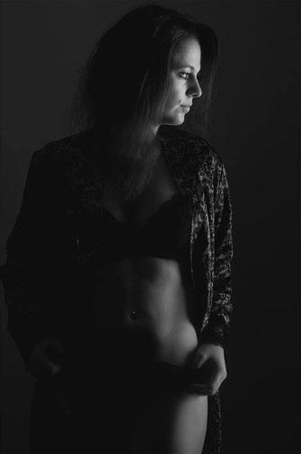 blackandwhite underwear unterwäsche studio maulbronn portrait simon knittel fotograf