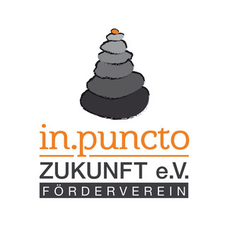 Kathi Klotz Kommunikationsdesign Logodesign in.punctoZUKUNFT e.V.